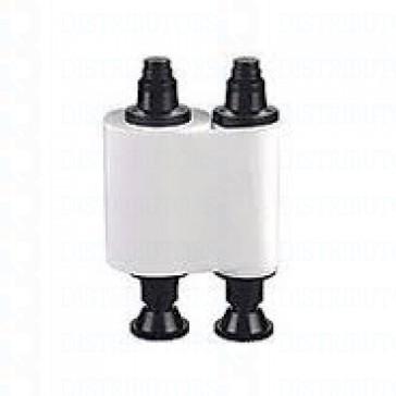 Zebra C Series White Monochrome Ribbon for P3XX, P4XX, P5XX printers, 850 Images compatible Models:P330i,P320i,P310I, P420i, P430i, P520i