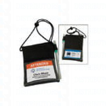 Credential Wallet, for sporting, conferences and tradeshow events. Pack of 100
