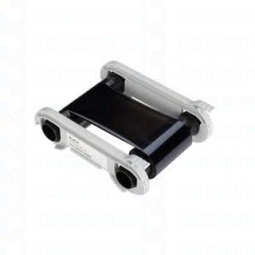 Black Monochrome Ribbon 600 Card/Roll