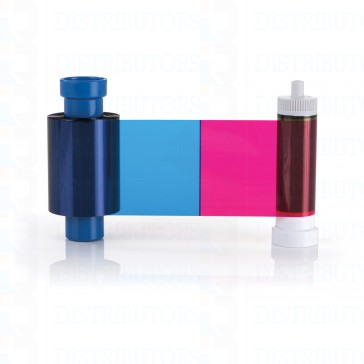 Magicard MA250YMCKOK Color Dye Film Ribbon
