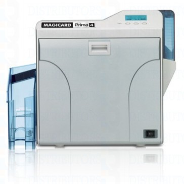 Prima 4 Reverse Transfer Card Printer