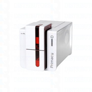 Primacy Duplex Wireless Printer- Fire Red USB & WiFi Connectivity only.  Contact your sales representative regarding field upgrade compatibility