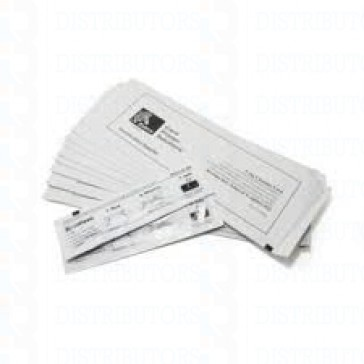 Zebra Cleaning Kit for the P100i 4 Print Engine Cleaning Cards and 12 Printhead swabs