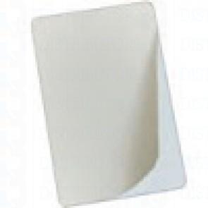 Fargo-UltraCard 10 Mi lMylar - Adhesive Back Clam Shell Cards - 500 ct