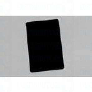 Blank PVC Rewritable Cards (Black) 30 Mil 1 Pack of 100 Cards