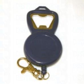 Badge Reel - Brew-Back - Blue- Pack of 100
