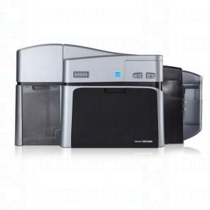 Fargo DTC1000 Double-Sided ID Card Printer
