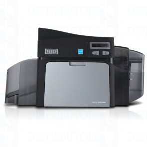 Fargo DTC4000 Single-Sided ID Card Printer