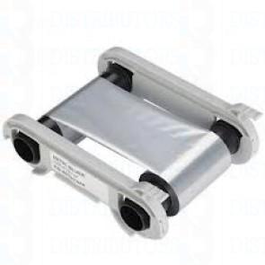 Metallic Silver Monochrome Ribbon- 1000 Prints/Roll