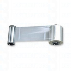Fargo 84044 HDP Holographic Film, Standard High Secure World View Design – Landscape Orientation – 300 images.  (Note: For use on HDP600 Series Printers only. Compatible for use with composite cards only.