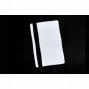 Fargo -UltraCard 30 mil cards with Low-Coercivity Magnetic Stripe CR-80, 500 ct.