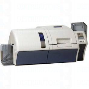 Zebra ZXP Series 8 Retransfer Dual-Sided Card Printer & Laminator with Smart Card Encoding & Ethernet