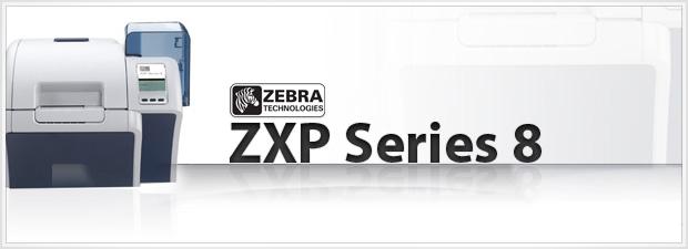 Zebra ZXP Series 8 ID Card Printer