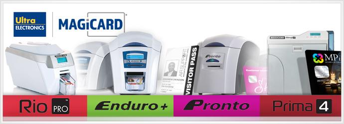 Magic Card ID Card Printers, Rio Pro, Enduro, Prima 4, Enduro+