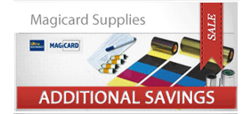 Additional Savings on all Magicard Print Ribbons and Cleaning Kits