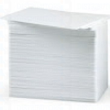 PVC-BLANKCARD-CR80 20 Mil - Pack of 500