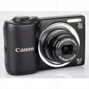 HD Image Canon ELPH160 Kit #2 -