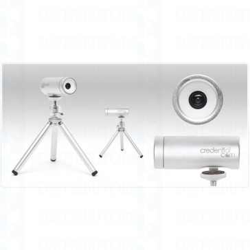 Credential Cam - Digital Photo ID Webcam