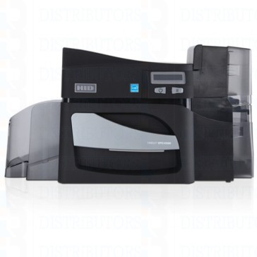 Fargo DTC4500 Double-Sided ID Card Printer