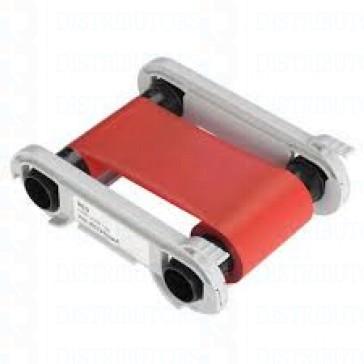 Red Monochrome Ribbon - 1000 Prints/Roll
