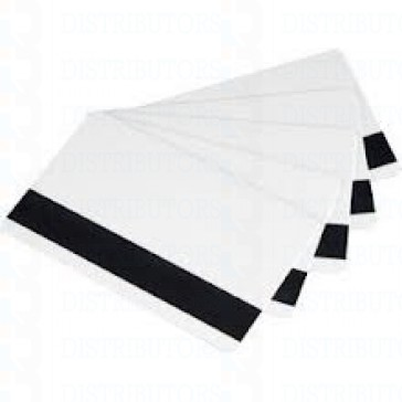 PVC BLANKCARD-PVC-CR80 30 Mil HiCo - Pack of 500