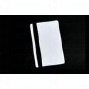 PVC-BLANKCARD-PVC-CR80 30 Mil LoCo - Pack of 500