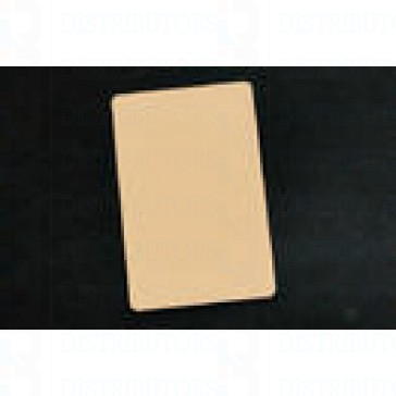 PVC BLANK CARD-CR80 30 Mil TAN - Pack of 500