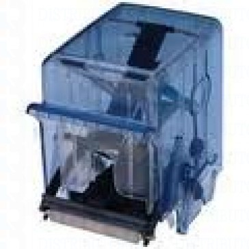 Additional Tattoo Card Feeder Kit, Brilliant BLue Capacity of 100 (30Mil) Cards