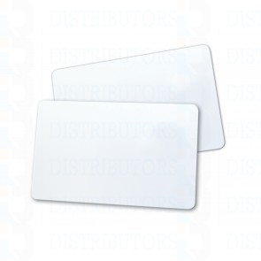 High Quality, Heavy Duty, Blank PVC 60/40 Poly Composite Cards- CR80 500