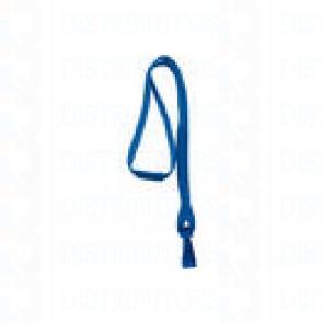 Breakaway Lanyard w Plastic Hook - Royal Blue Pack of 100