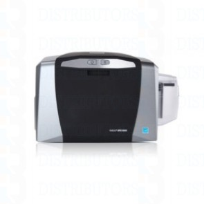 Fargo DTC1000 Single-Side Card Printer with Ethernet & Magnetic Encoding