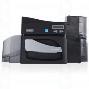 Fargo DTC4500 Double-Sided ID Card Printer  with Single Side Lamination