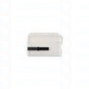 Clear Plastic Ejector Card Holder- - Credit Card Size 2.125 inches by 3.375 inches -Horzontial - Clear - Pack of 100