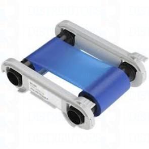 Blue Monochrome Ribbon 1000 Prints/Roll
