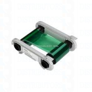 Green Monochrome Ribbon - 1000 Prints/Roll