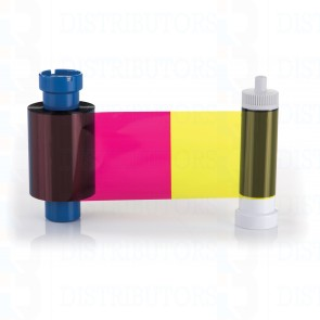 MA300YMCKO Color Dye Film Ribbon