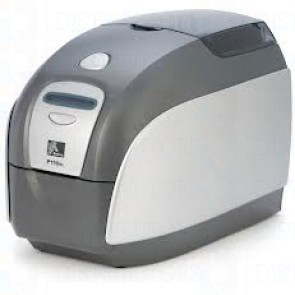 Zebra P110i Single-Sided Color Printer with USB and Ethernet Connectivity