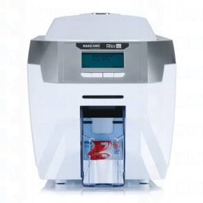 Magicard Rio Pro Single-Sided ID Card Printer Front Card Sample