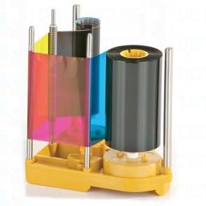 Magicard Prima11/R YMCK Dye Film - 1000 Images-Prima, Prima2, Prima3