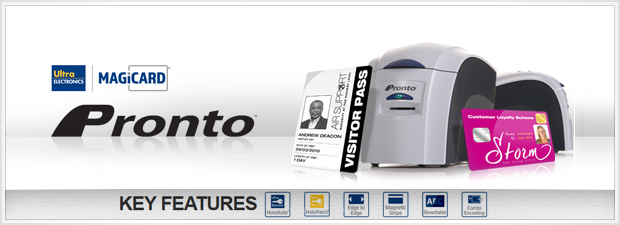 Magicard Pronto ID Card Printer