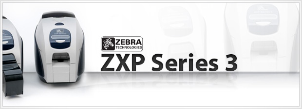 Zebra ZXP Series 3 ID Card Printers