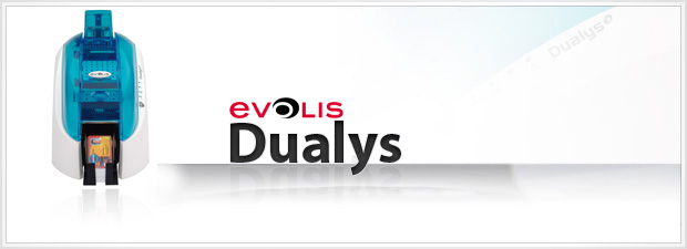 Evolis Dualys ID Card Printer