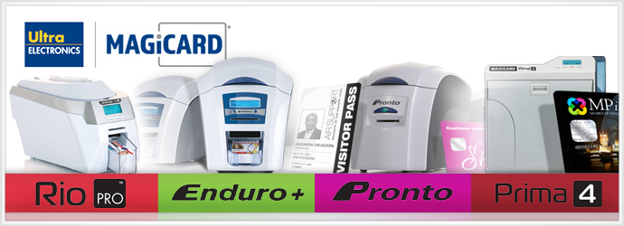 Magic Card ID Card Printers, Rio Pro, Enduro, Prima 4, Enduro+